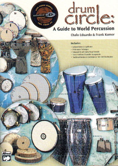 Bright Education Australia, Teacher Resources, Music, Book, Drum Circle: A Guide to World Percussion
