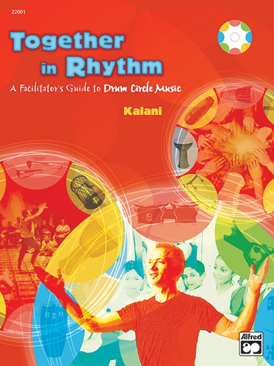 Bright Education Australia, Teacher Resources, Music, DVD, Vocal, Warm Ups, Exercises, Book, Together in Rhythm: A Facilitator's Guide to Drum Circle Music, Percussion