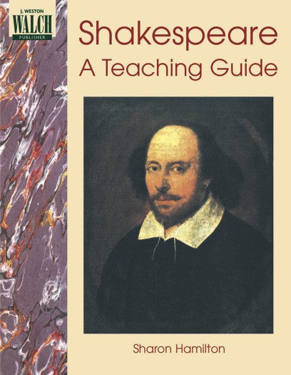 Shakespeare: A Teaching Guide, Bright Education Australia, Book, Shakespeare, English, School Materials, Activities, Teaching Resources