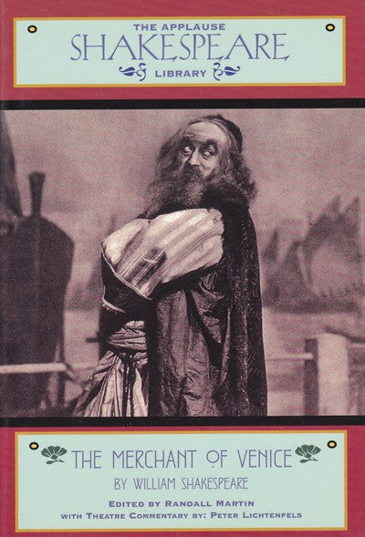 The Merchant of Venice: The Applause Shakespeare Library, Bright Education Australia, Book, Shakespeare, English, School Materials, Activities, Teaching Resources