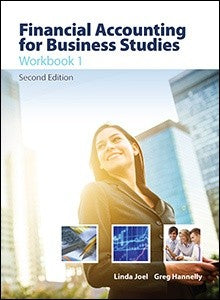 Financial Accounting for Business Studies Workbook 1, Accounting, Finance, Quantitative Data, Financial Data, Market Share, Market Growth, Marketing, A1 Poster, Economics, Business, Teaching Resources, Book, Bright Education Australia