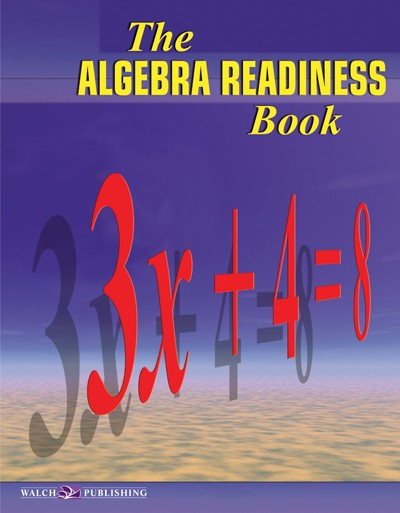 Bright Education Australia, Teacher Resources, Maths, Books, The Algebra Readiness Book