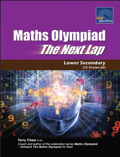 Bright Education Australia, Teacher Resources, Maths, Books, Maths Olympiad: The Next Lap (Lower Secondary)