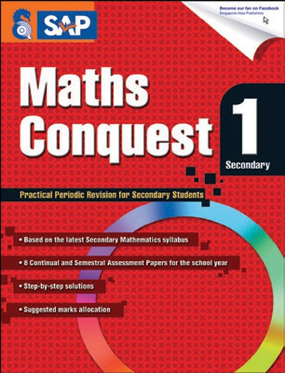 Bright Education Australia, Teacher Resources, Maths, Books, Maths Conquest Secondary Level 1
