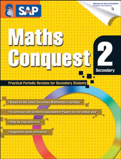 Bright Education Australia, Teacher Resources, Maths, Books, Maths Conquest Secondary Level 2