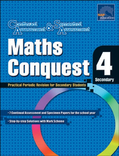 Bright Education Australia, Teacher Resources, Maths, Books, Maths Conquest Secondary Level 4