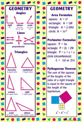 Bright Education Australia, Teacher Resources, Maths, Bookmarks, Geometry