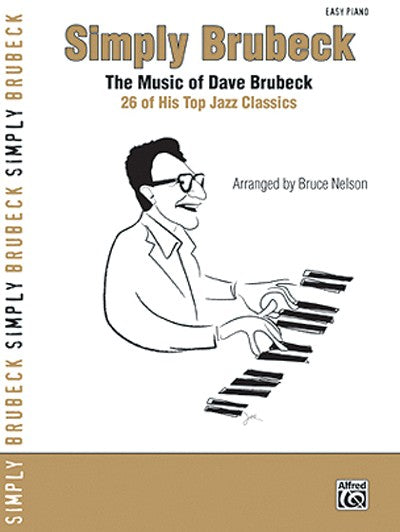 Bright Education Australia, Teacher Resources, Music, Book, Jazz, Simply Brubeck: the Music of Dave Brubeck