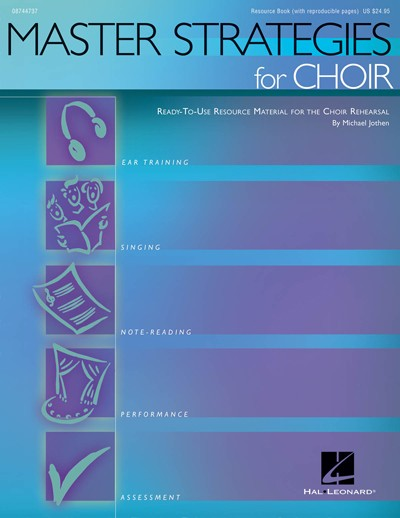 Bright Education Australia, Teacher Resources, Music, Book, Master Strategies for Choir, Ready to Use Resource Material for the Choir Rehearsal