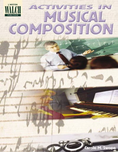 Bright Education Australia, Teacher Resources, Music, Book, Activities in Musical Composition