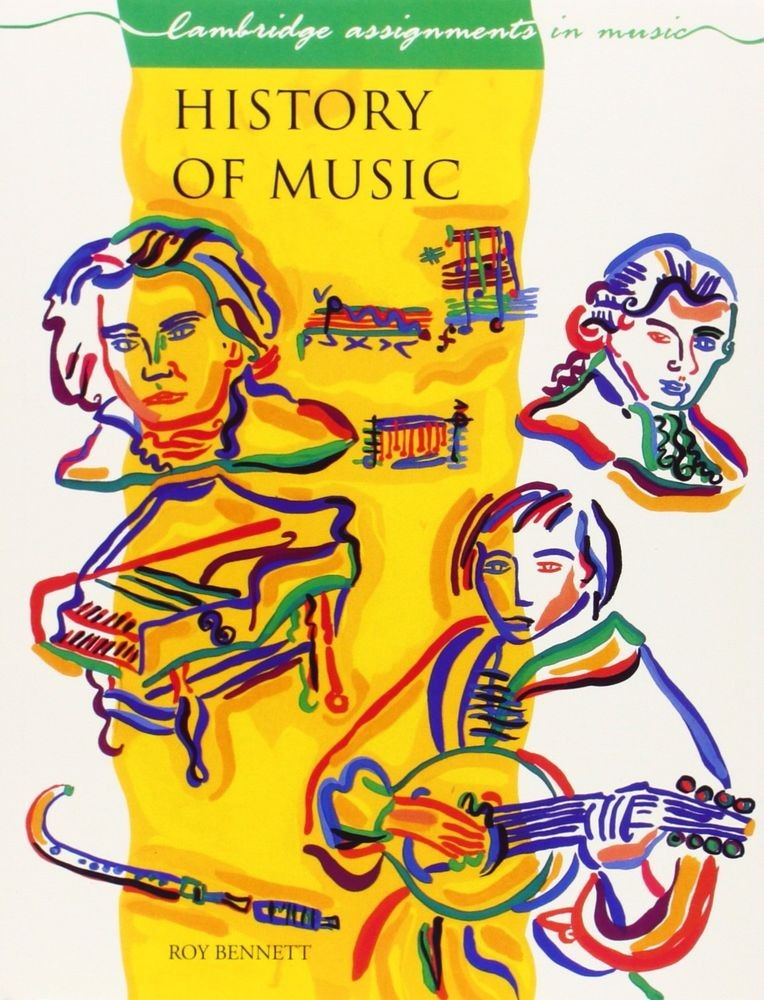 Bright Education Australia, Teacher Resources, Music, Book, Reproducible, Activities, The History of Music: Cambridge Assignments in Music, Composers, Music Styles