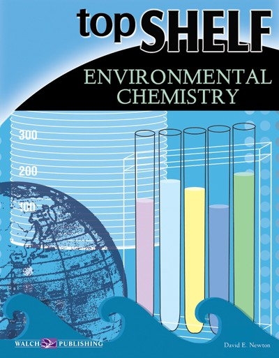 TopShelf Environmental Chemistry, Science, Biology, Physics, Chemistry, Earth Science, Teaching Resources, Poster, Bright Education Australia
