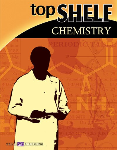 TopShelf Chemistry, Science, Biology, Physics, Chemistry, Earth Science, Teaching Resources, Poster, Bright Education Australia