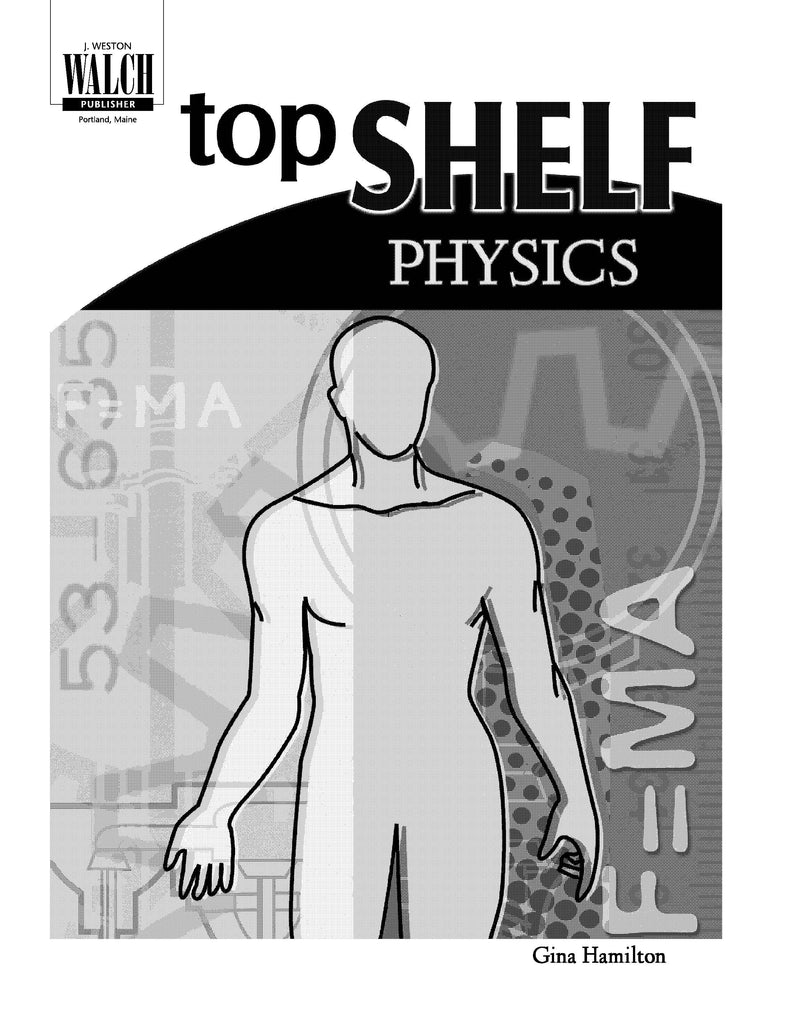 TopShelf Physics, Science, Biology, Physics, Chemistry, Earth Science, Teaching Resources, Poster, Bright Education Australia