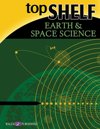 TopShelf Earth & Space Science, Science, Biology, Physics, Chemistry, Earth Science, Teaching Resources, Poster, Bright Education Australia