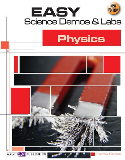 Easy Science Demos & Labs: Physics, Science, Biology, Physics, Chemistry, Earth Science, Teaching Resources, Poster, Bright Education Australia