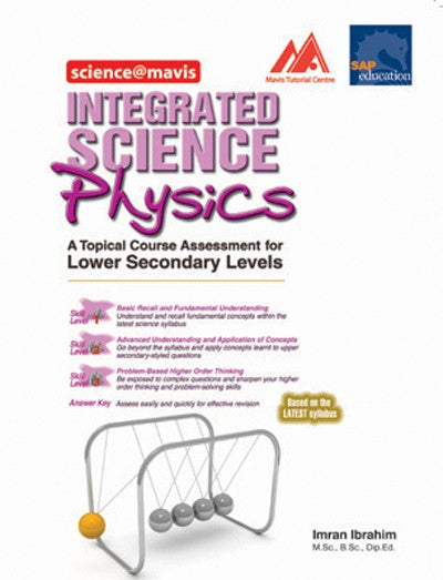 Integrated Science Physics, Science, Biology, Physics, Chemistry, Earth Science, Teaching Resources, Book, Bright Education Australia