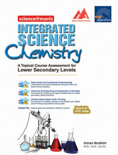 Integrated Science Chemistry, Science, Biology, Physics, Chemistry, Earth Science, Teaching Resources, Book, Bright Education Australia