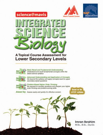 Integrated Science Biology, Science, Biology, Physics, Chemistry, Earth Science, Teaching Resources, Book, Bright Education Australia