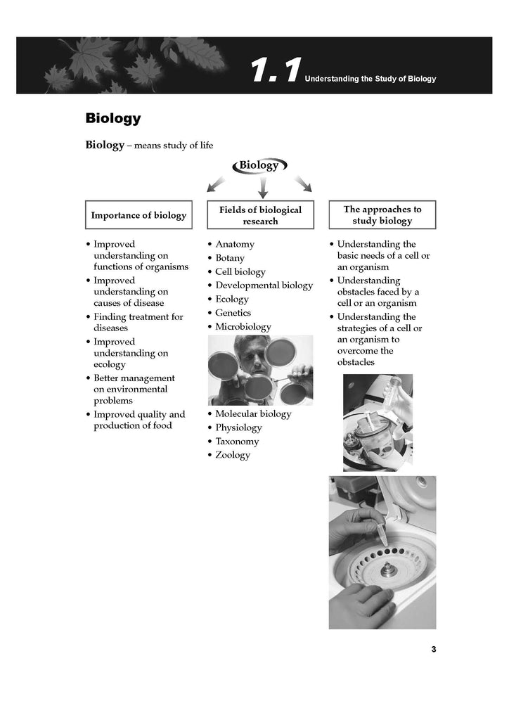 O Level Science Biology Learning Through Diagrams, Science, Biology, Physics, Chemistry, Earth Science, Teaching Resources, Book, Bright Education Australia