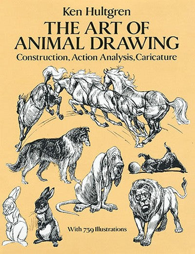 Bright Education Australia, Teacher Resources, Visual Art, Art, Book, drawing, painting, The Art of Animal Drawing