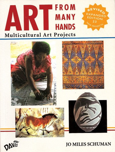 Bright Education Australia, Teacher Resources, Visual Art, Art, Book, drawing, painting, Art from Many Hands: Multicultural Art Projects, Aboriginal Art, Primitive Art