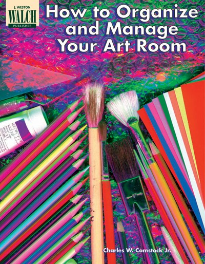 Bright Education Australia, Teacher Resources, Visual Art, Art, Book, drawing, painting, How to Organise & Manage Your Art Room