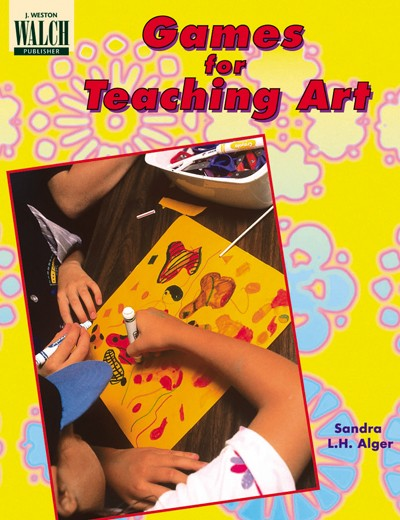 Bright Education Australia, Teacher Resources, Visual Art, Art, Book, drawing, painting, Games for Teaching Art