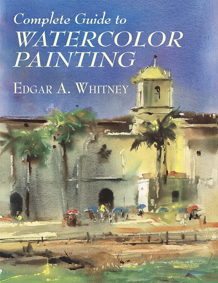 Bright Education Australia, Teacher Resources, Visual Art, Art, Book, drawing, painting, Complete Guide to Watercolour Painting