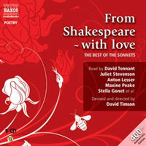 from shakespeare with love, CD, Theatre, Play, Shakespeare, Hamlet, Macbeth, Romeo & Juliet, Bright Education, School Materials, Sonnets, Teaching Resources