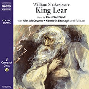 king lear, CD, Theatre, Play, Shakespeare, Bright Education, School Materials, Teaching Resources, audio book, theatre, play
