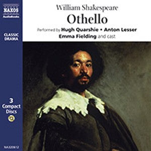 othello, CD, Theatre, Play, Shakespeare, Bright Education, School Materials, Teaching Resources, audio book
