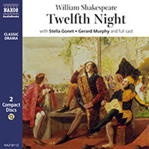 Twelfth Night, CD, Theatre, Play, Shakespeare, Bright Education Australia, School Materials, Teaching Resources, Audio Book