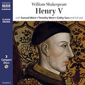 CD, Theatre, Play, Shakespeare, Bright Education, School Materials, Teaching Resources, Henry V, Audio Book. Theatre, Play