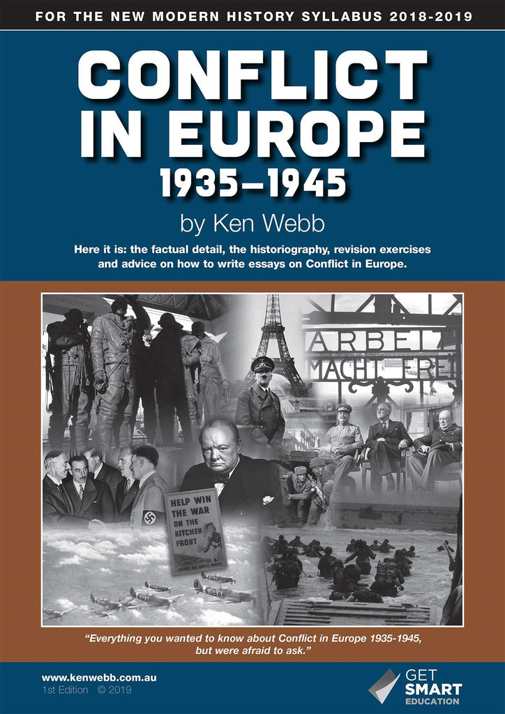 Bright Education Australia, Teacher Resources, Books, Conflict in Europe, World History, History, European History, Conflict, World War II, World War 2, World War Two