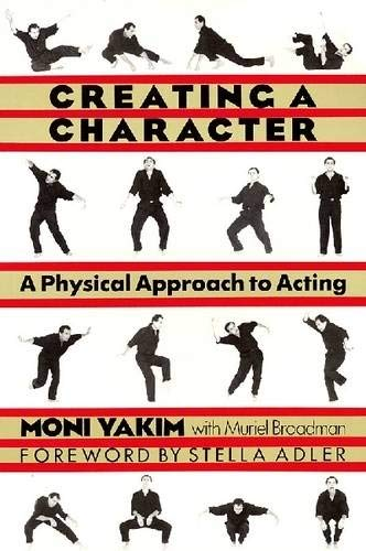 Bright Education Australia, Teacher Resources, Music, Book, Drama, Theatre,Creating A Character: A Physical Approach to Acting