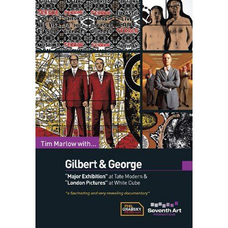 Bright Education Australia, Teacher Resources, Visual Art, Art, Gilbert & George, Tate Modern, Living Sculptures, Tim Marlow