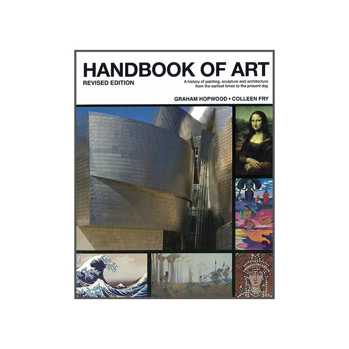 Bright Education Australia, Teacher Resources, Visual Art, Art, Book, drawing, painting, Handbook of Art, Art History