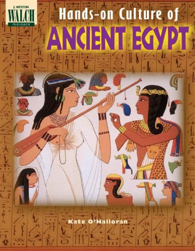 Bright Education Australia, Teacher Resources, Book, History, Hands on Culture of Ancient Egypt