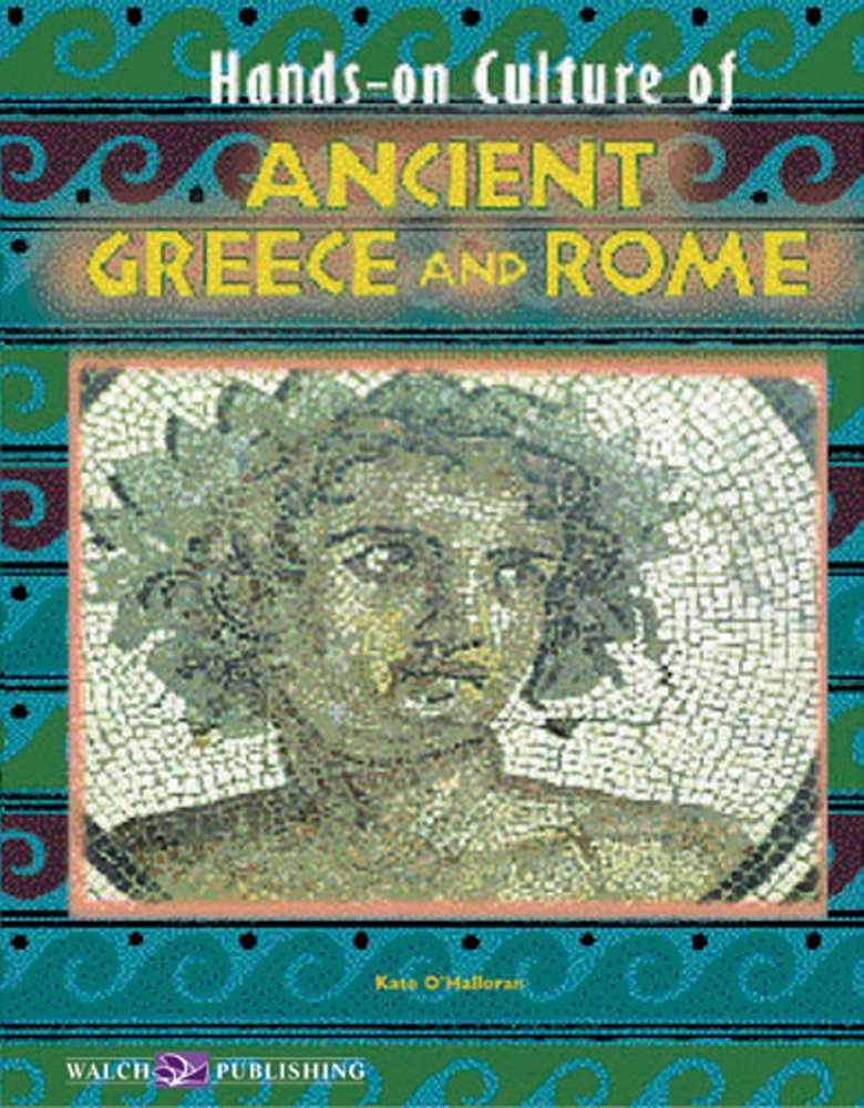 Bright Education Australia, Teacher Resources, Book, History, Hands on Culture of Ancient Greece & Rome
