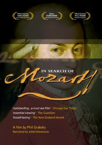 Bright Education Australia, Teacher Resources, Music, DVD, In Search of Mozart, Classical Music, Composers