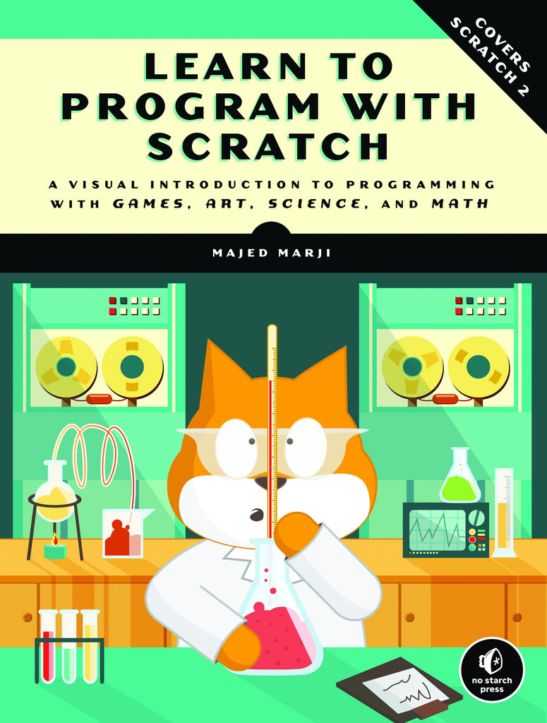 Learn to Program with Scratch, Science, Computer Science, Coding, Code, Programming, Engineering, Electronics, Teaching Resources, Book, Bright Education Australia