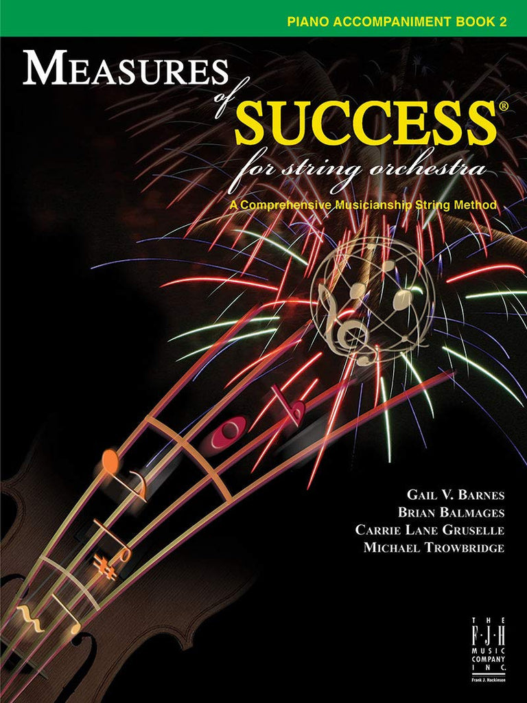 Bright Education Australia, Teacher Resources, Music, Book, Measures for Success Piano Accompaniment Book 2