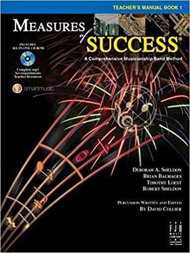 Bright Education Australia, Teacher Resources, Music, Book, Measures of Success Teacher's Manual Book 1 + DVD