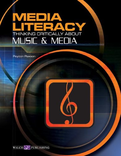 Bright Education Australia, Teacher Resources, Book, Media Literacy, Media Literacy: Music & Media