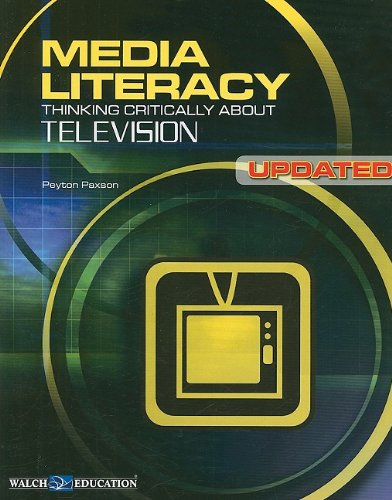 Bright Education Australia, Teacher Resources, Book, Media Literacy, Media Literacy: Television