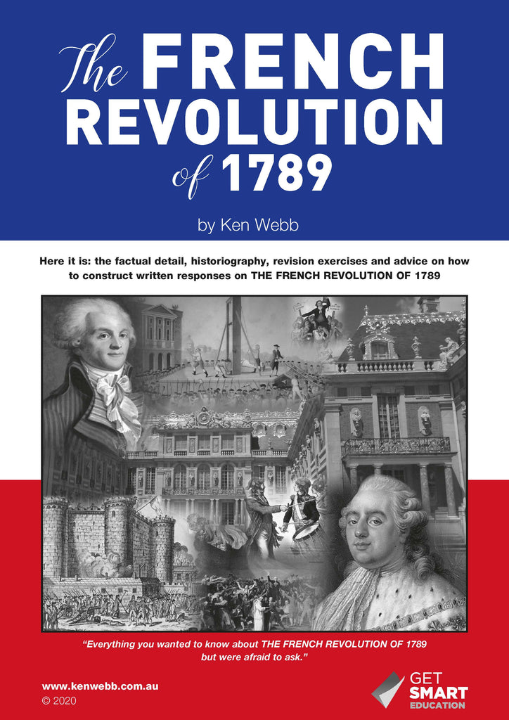 Bright Education Australia, Teacher Resources, Book, The French Revolution of 1789, French Revolution, Revolutions, Revolution History, French History