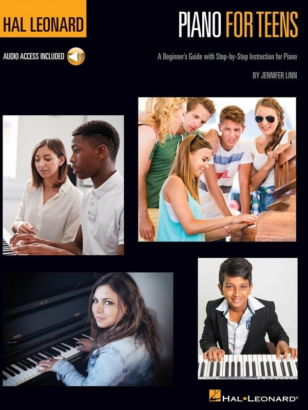 Bright Education Australia, Teacher Resources, Music, Book, Hal Leonard, Piano for Teens Method Piano
