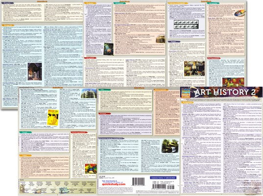 Bright Education Australia, Teacher Resources, Visual Art, Art, Quickstudy Guide, Art History