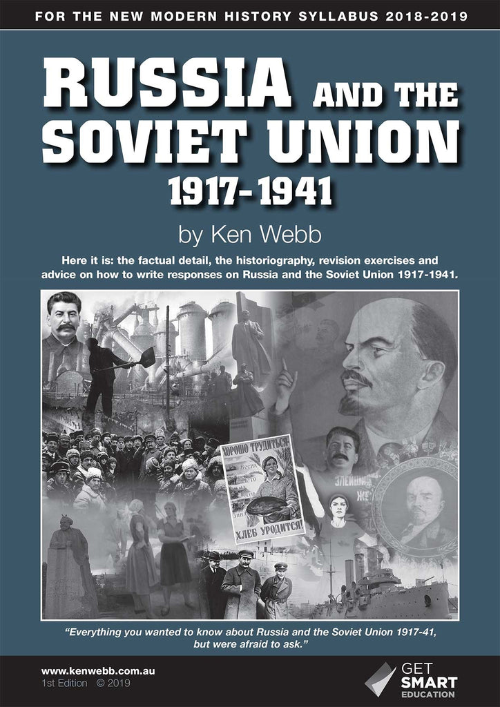 Bright Education Australia, Teacher Resources, Book, History, Russian History, Russia, Soviet Union, Bolshevik, Karl Marx, Lenin, Stalin